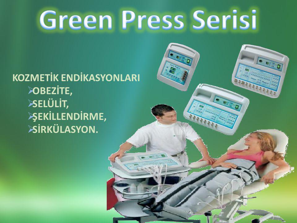 Green Press Serisi KOZMETİK ENDİKASYONLARI OBEZİTE, SELÜLİT,