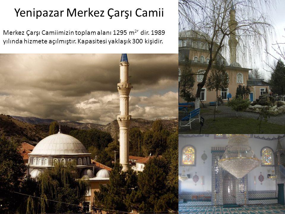 Yenipazar Merkez Çarşı Camii