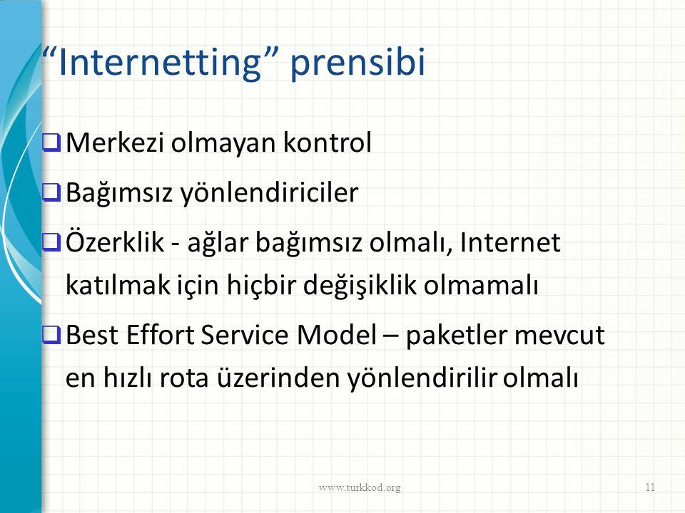 Internetting prensibi