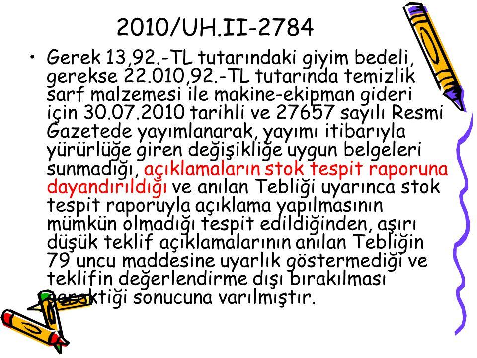 2010/UH.II-2784