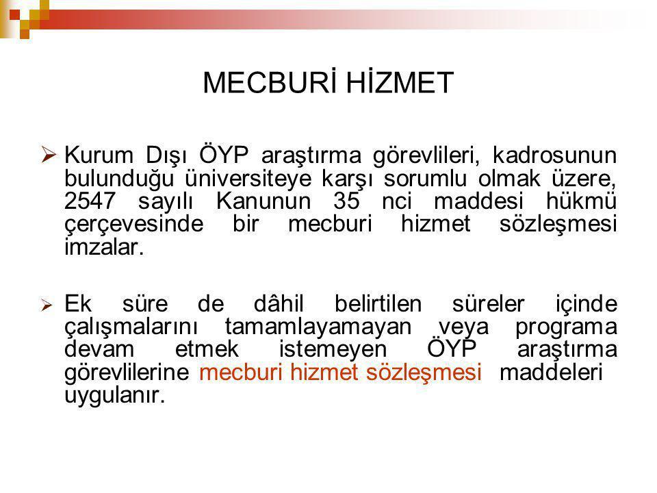 MECBURİ HİZMET