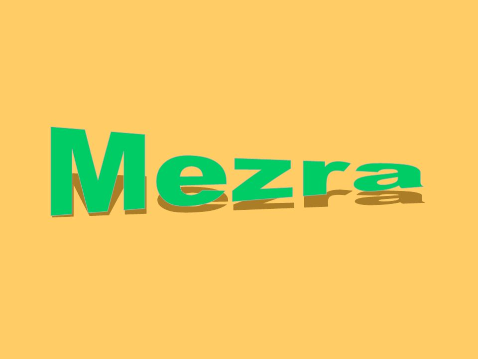 Mezra