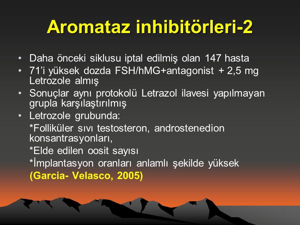 Aromataz inhibitörleri-2