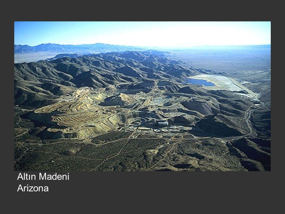 Altın Madeni Arizona