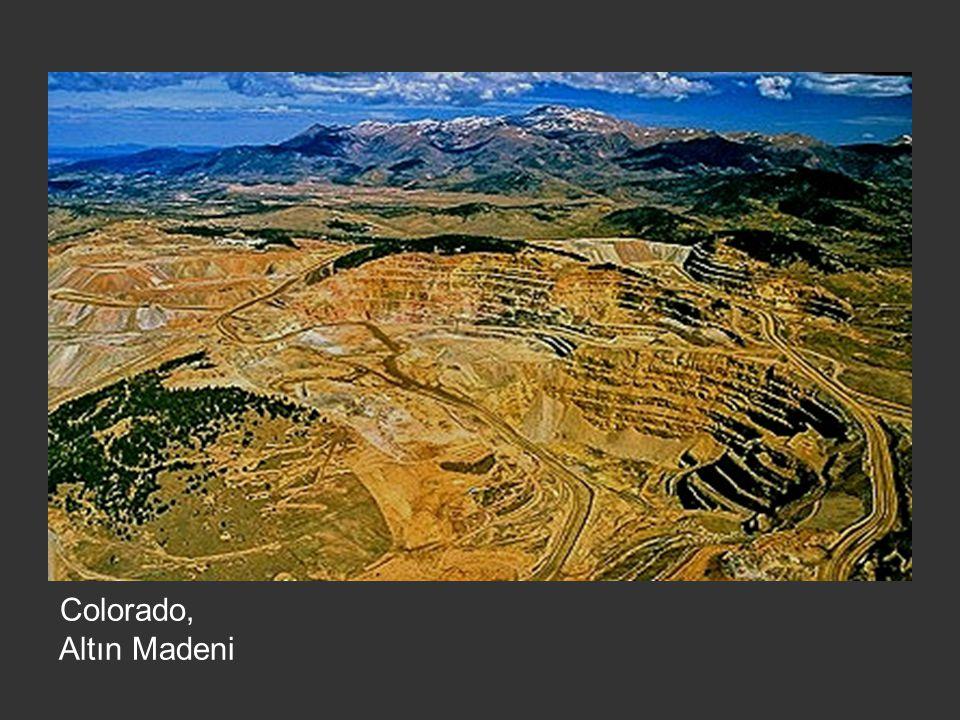 Colorado, Altın Madeni