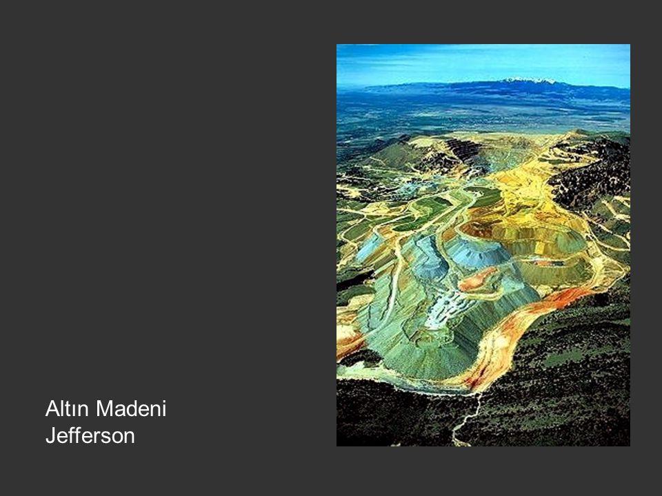 Altın Madeni Jefferson