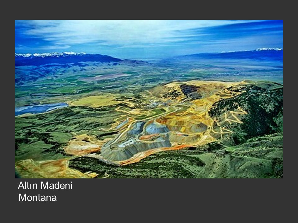 Altın Madeni Montana