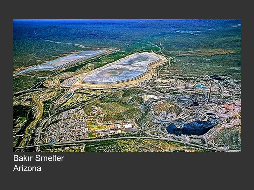 Bakır Smelter Arizona