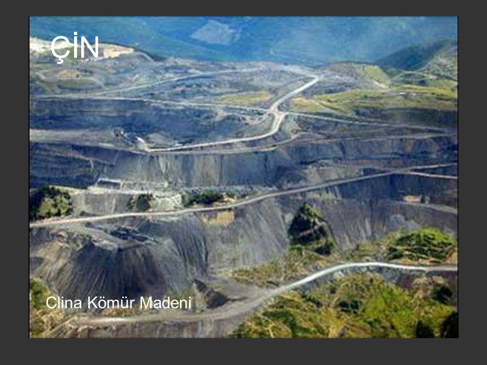 ÇİN Clina Kömür Madeni