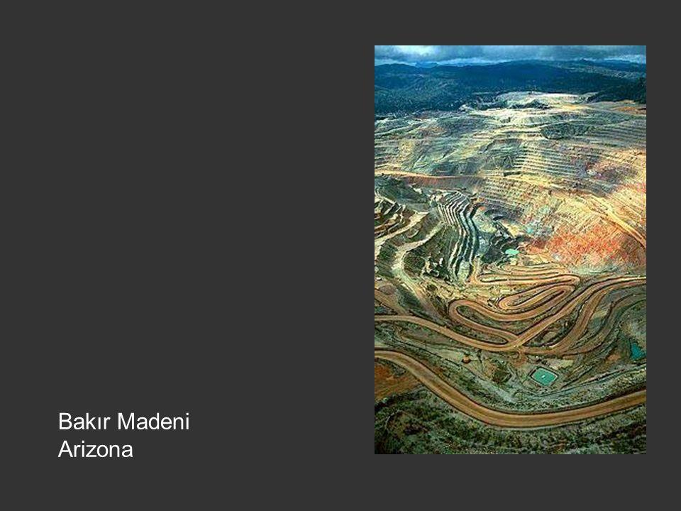 Bakır Madeni Arizona