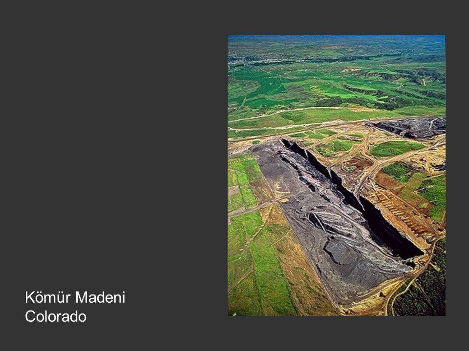 Kömür Madeni Colorado