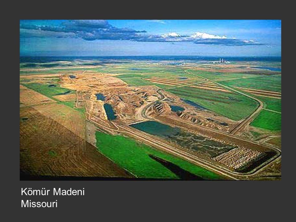 Kömür Madeni Missouri