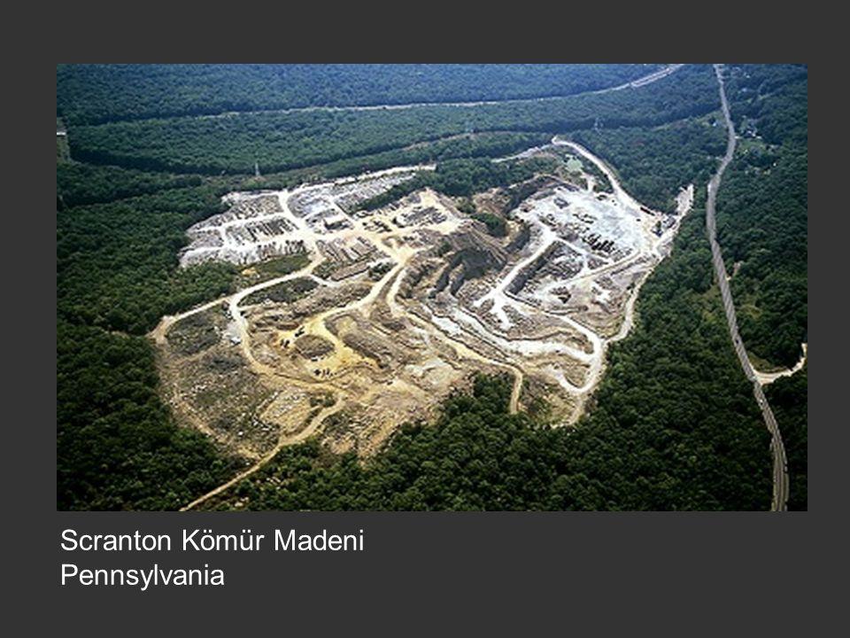 Scranton Kömür Madeni Pennsylvania