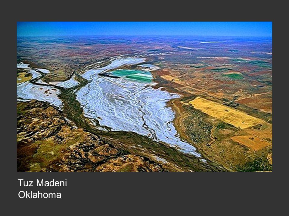 Tuz Madeni Oklahoma