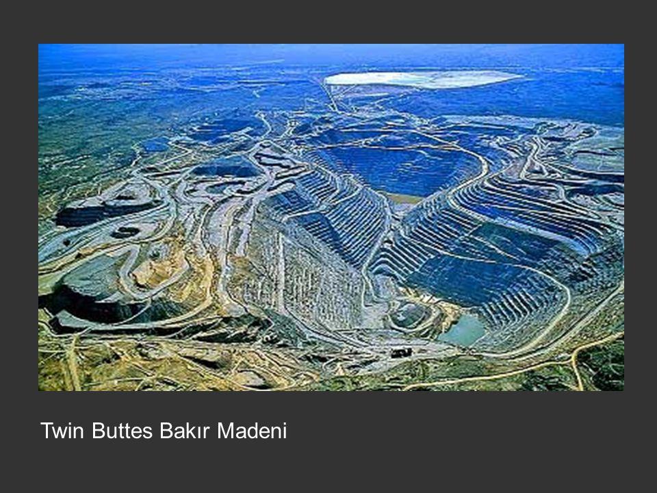 Twin Buttes Bakır Madeni