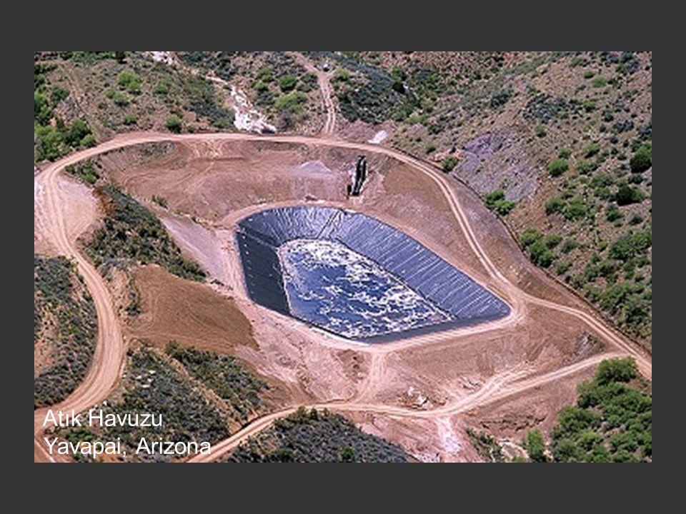 Atık Havuzu Yavapai, Arizona
