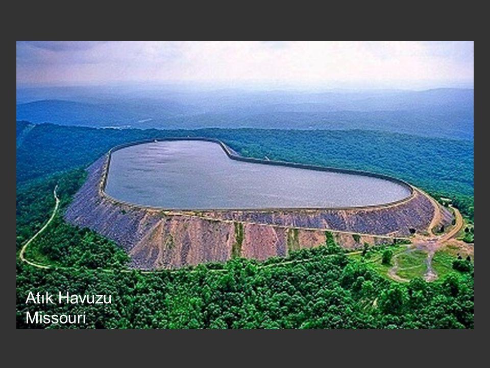 Atık Havuzu Missouri