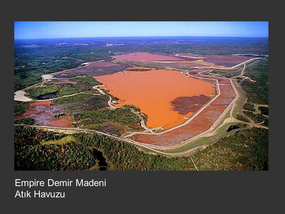 Empire Demir Madeni Atık Havuzu