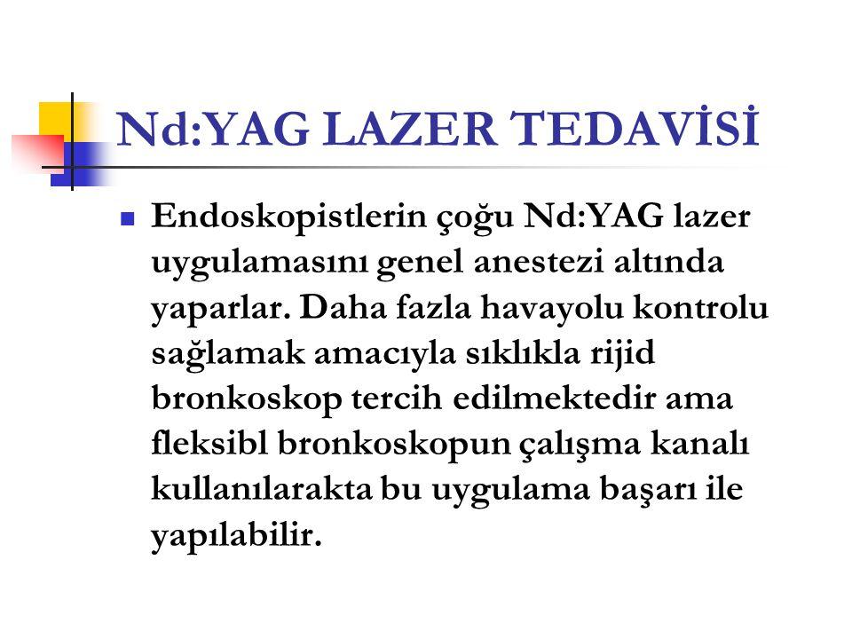 Nd:YAG LAZER TEDAVİSİ
