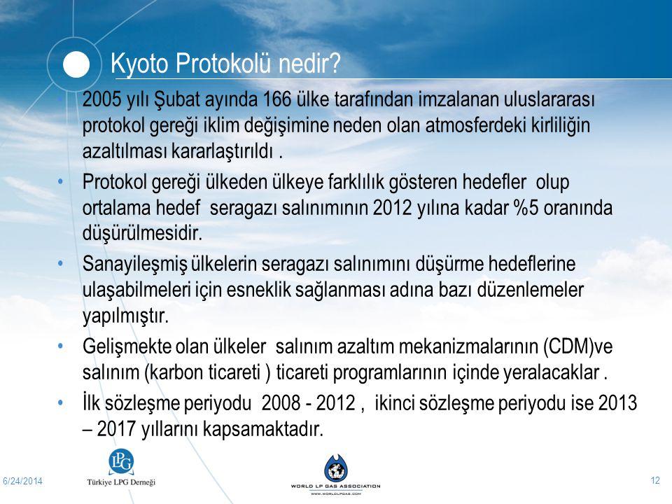 Kyoto Protokolü nedir