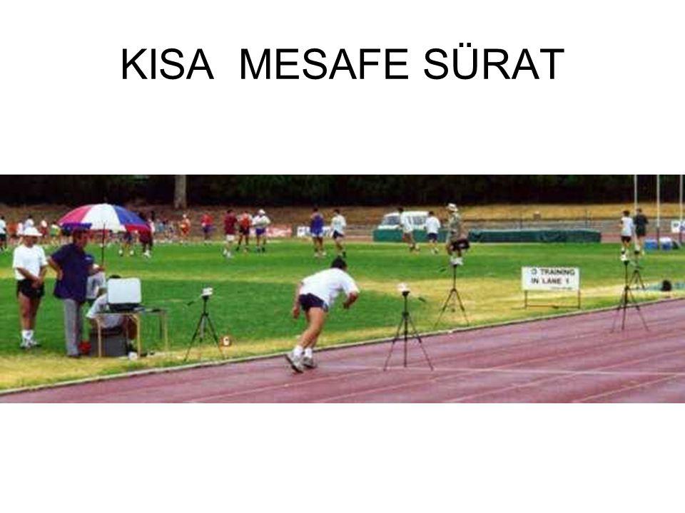 KISA MESAFE SÜRAT