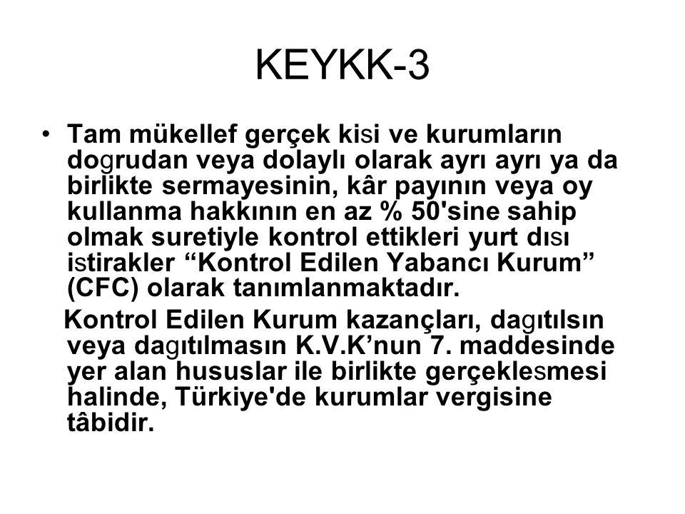 KEYKK-3