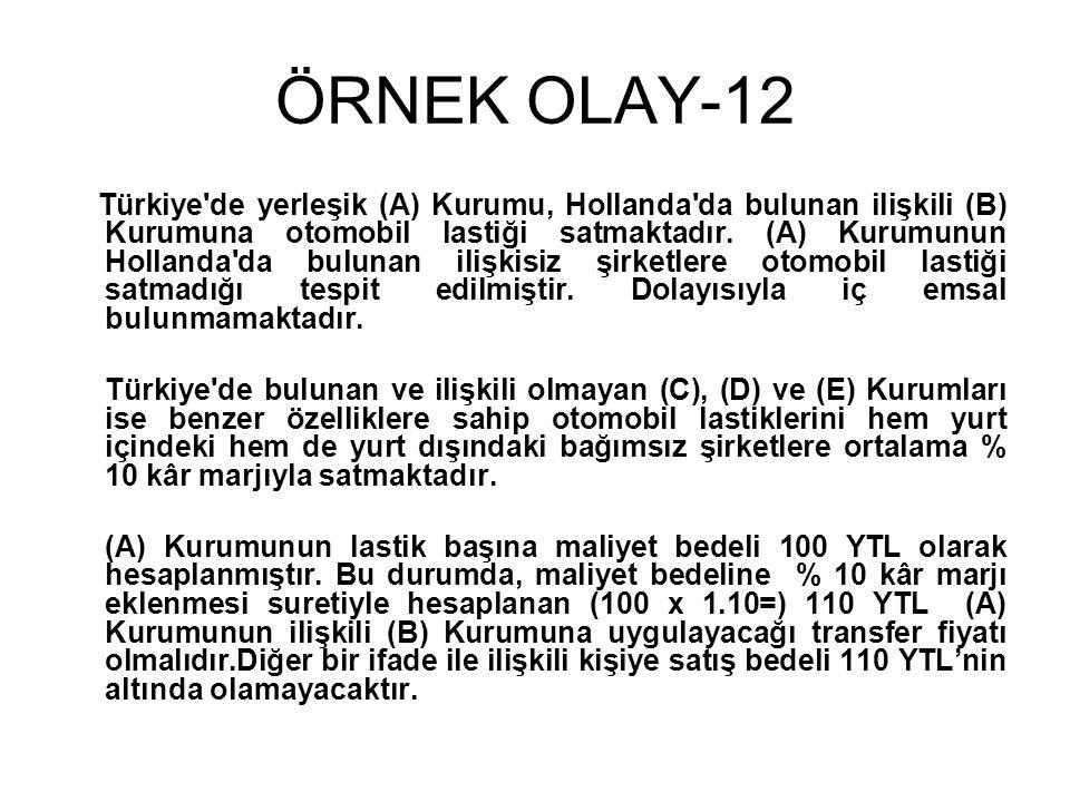 ÖRNEK OLAY-12