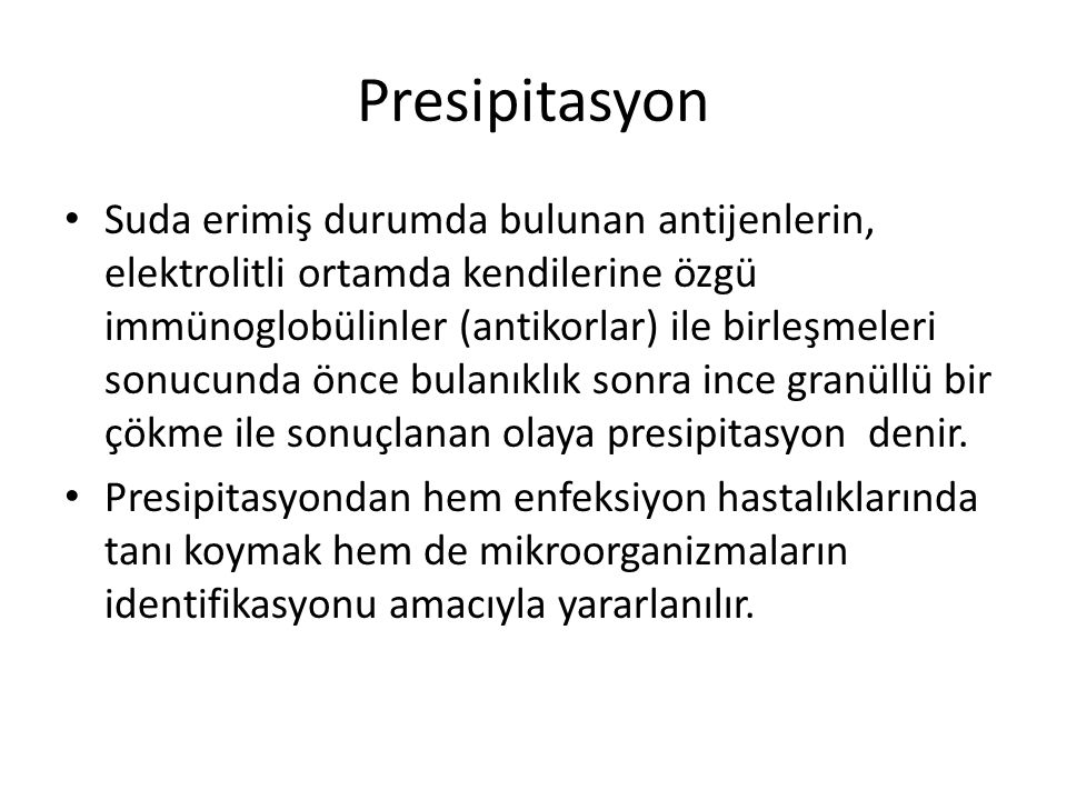 Presipitasyon
