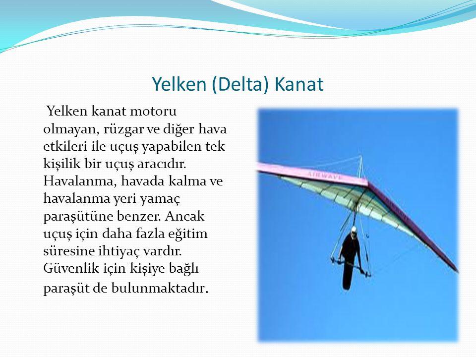 Yelken (Delta) Kanat