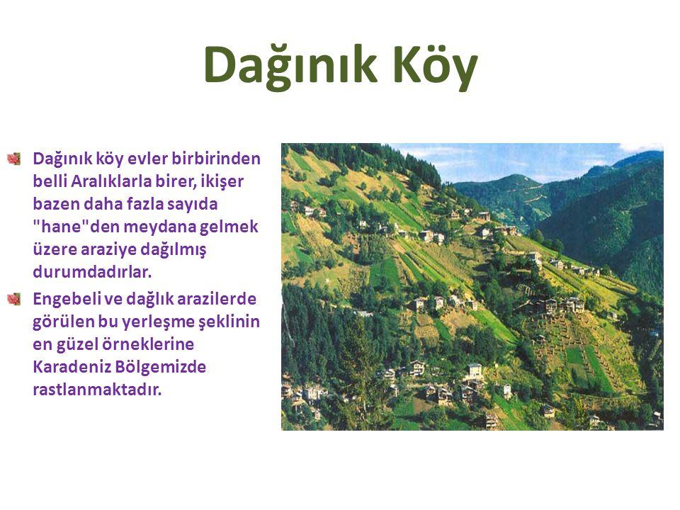 Dağınık Köy