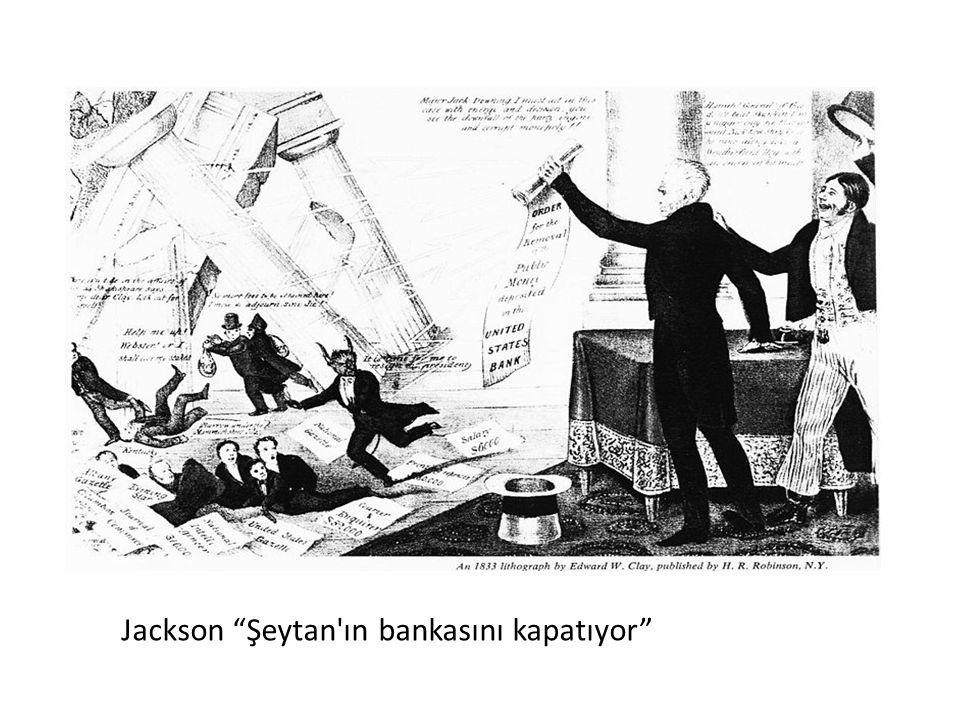 Jackson Şeytan ın bankasını kapatıyor