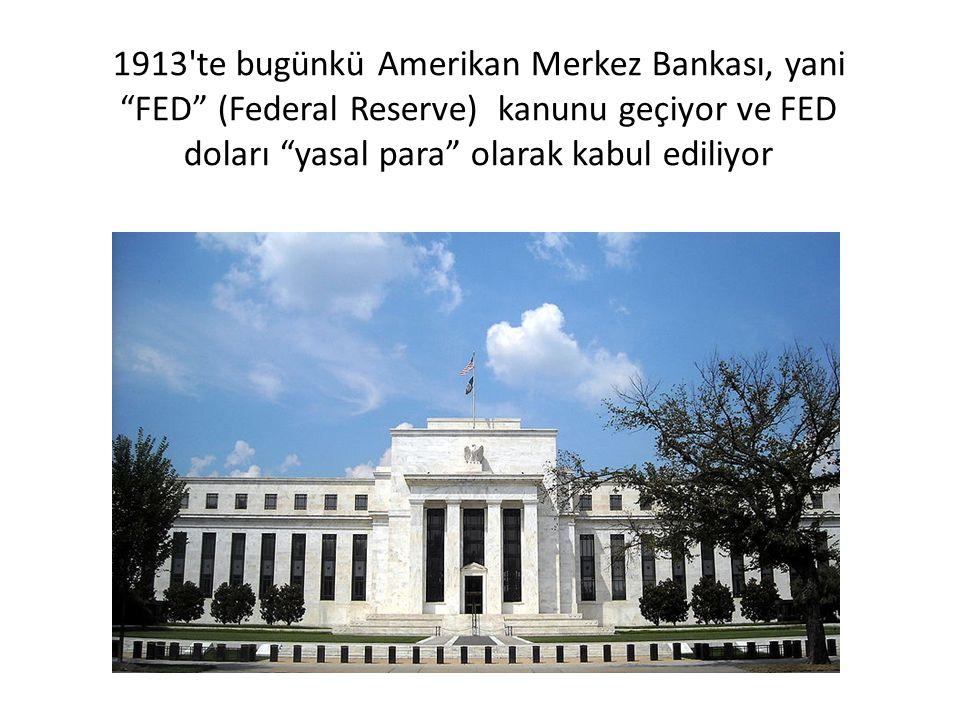 Şu küçük bankalar da çok karşılıksız para basıyorlar canım!