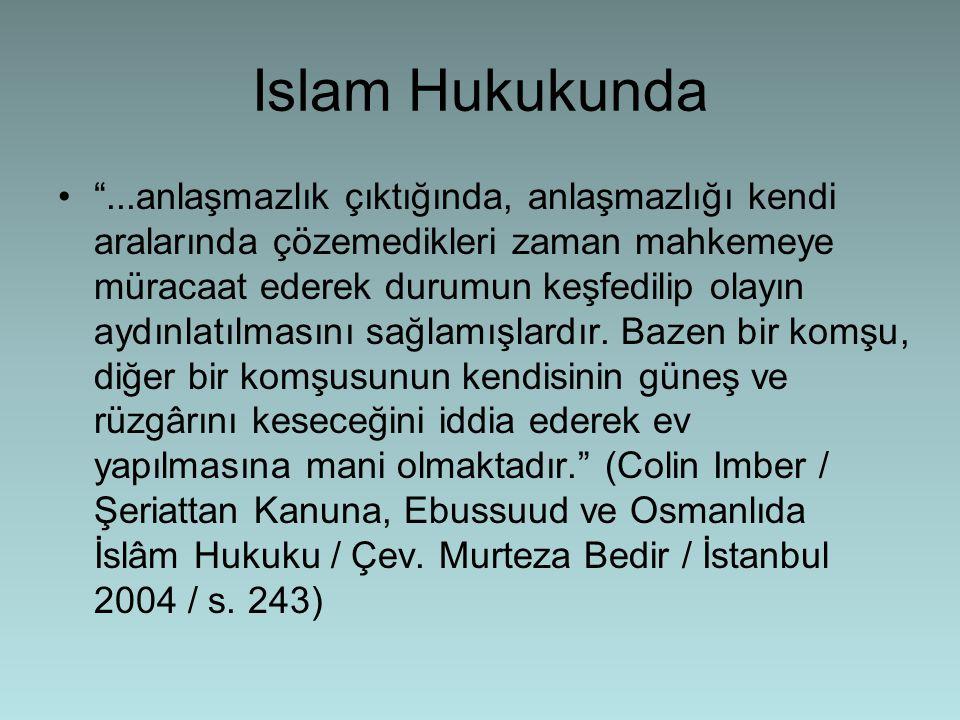 Islam Hukukunda
