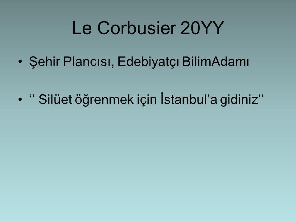 Le Corbusier 20YY Şehir Plancısı, Edebiyatçı BilimAdamı