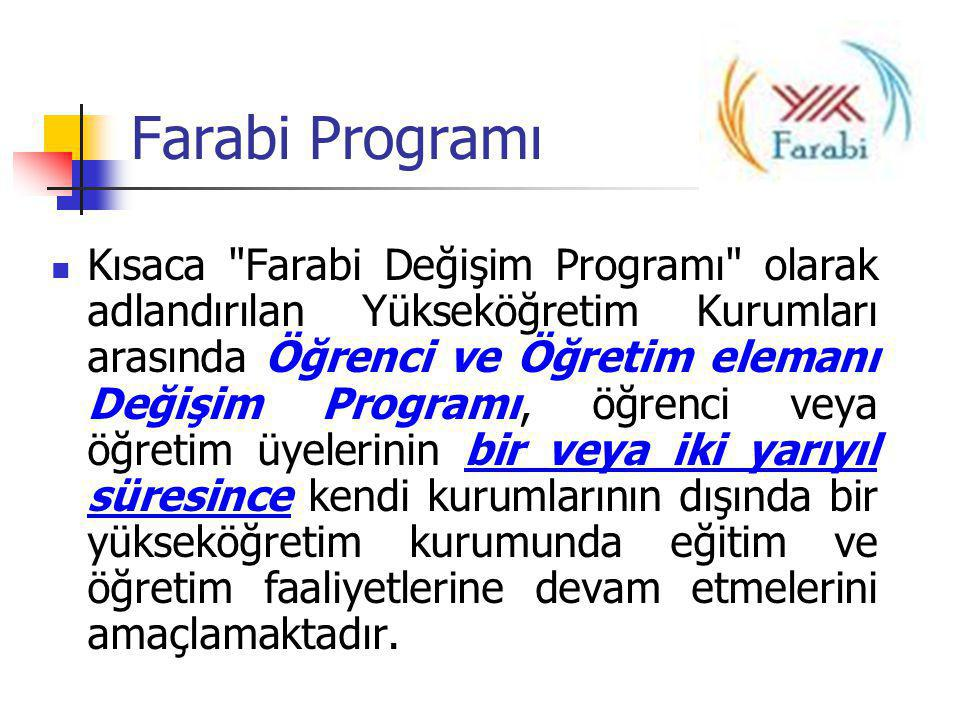 Farabi Programı