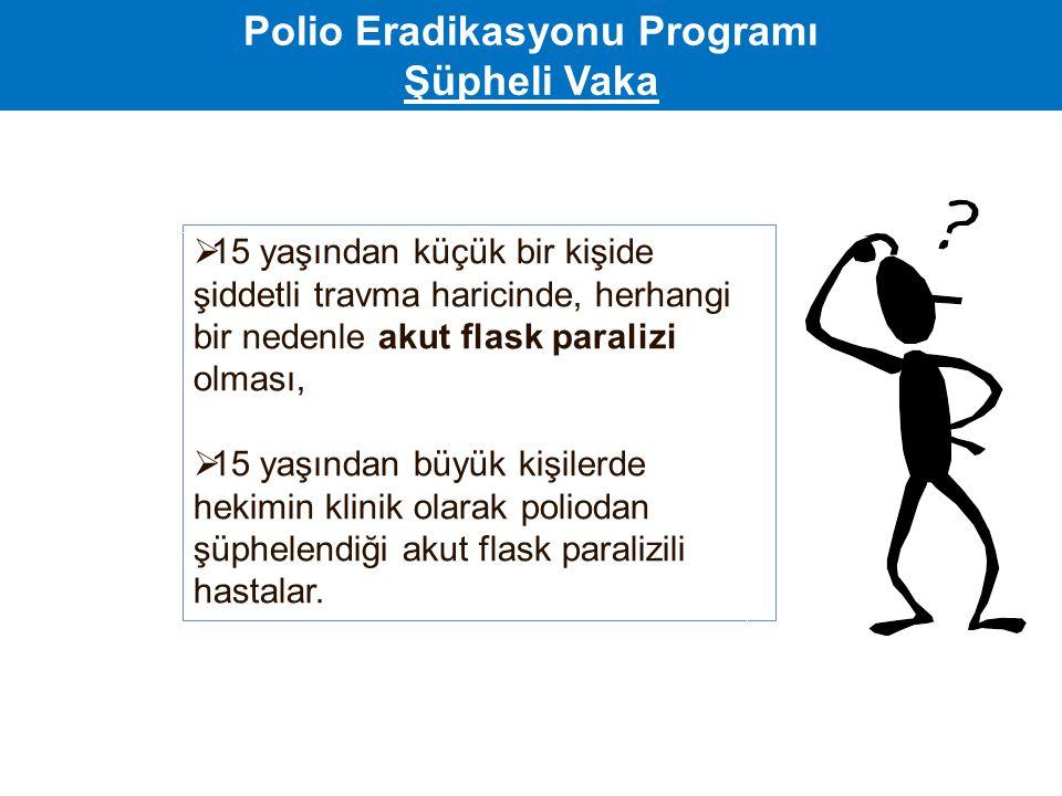 Polio Eradikasyonu Programı
