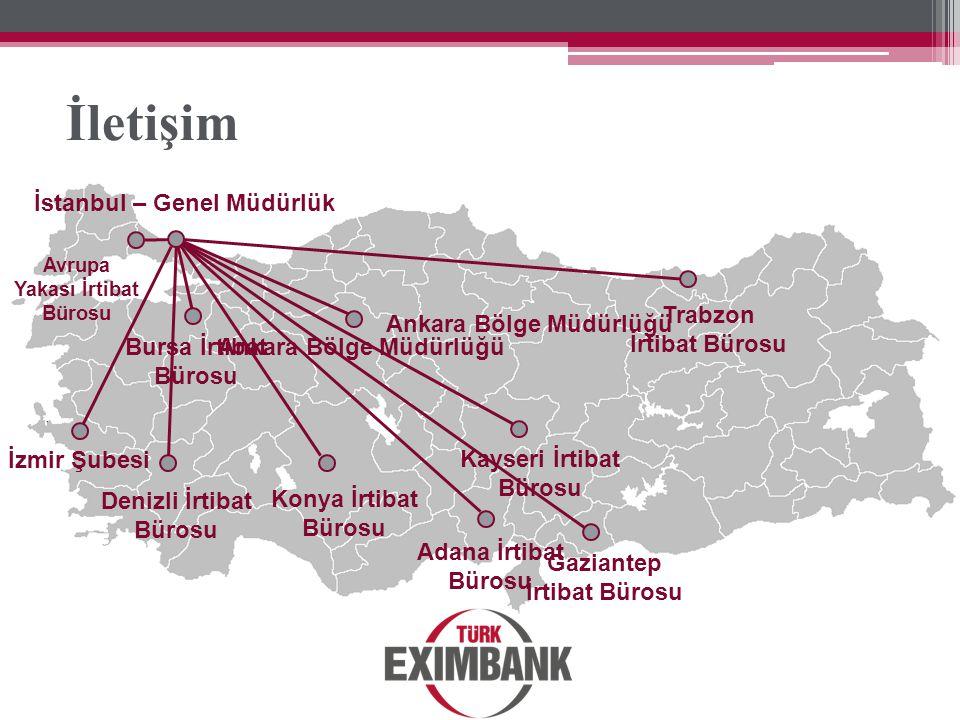 İletişim İstanbul – Genel Müdürlük Trabzon İrtibat Bürosu