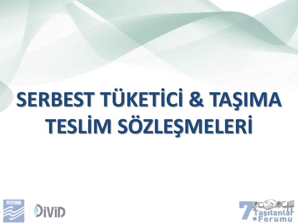 SERBEST TÜKETİCİ & TAŞIMA