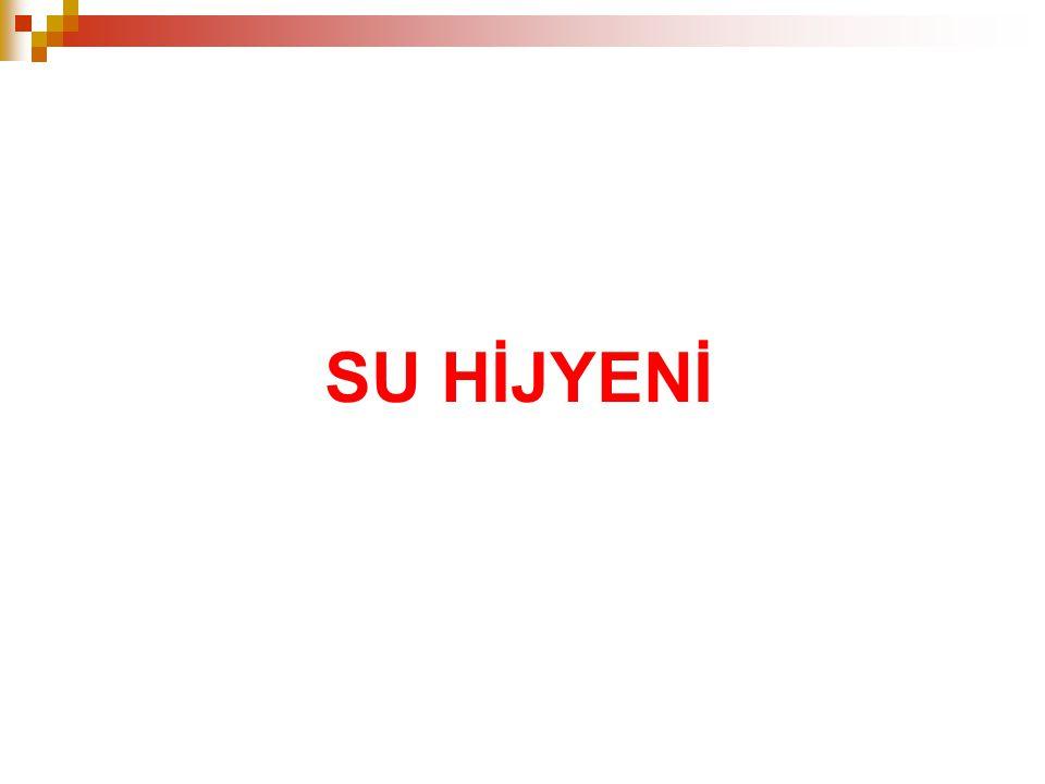 SU HİJYENİ