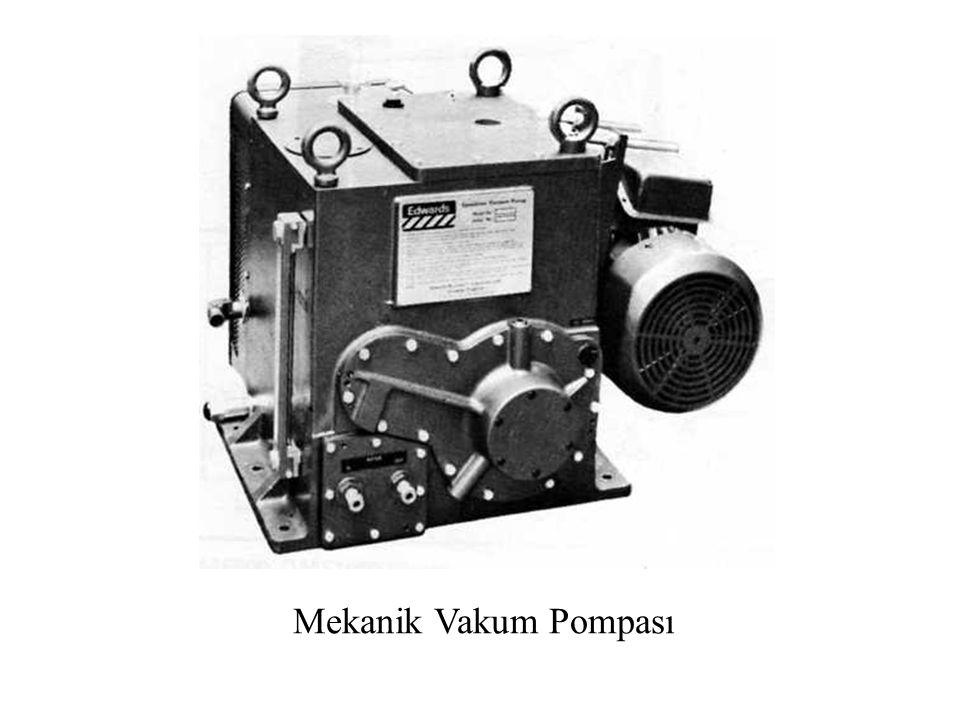 Mekanik Vakum Pompası