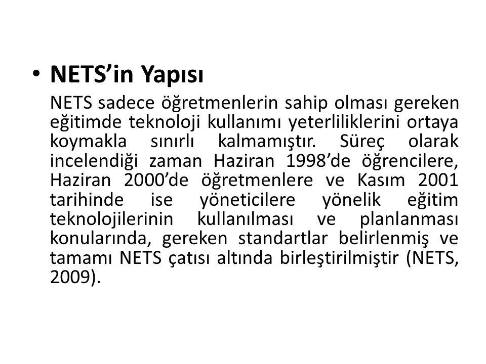NETS'in Yapısı