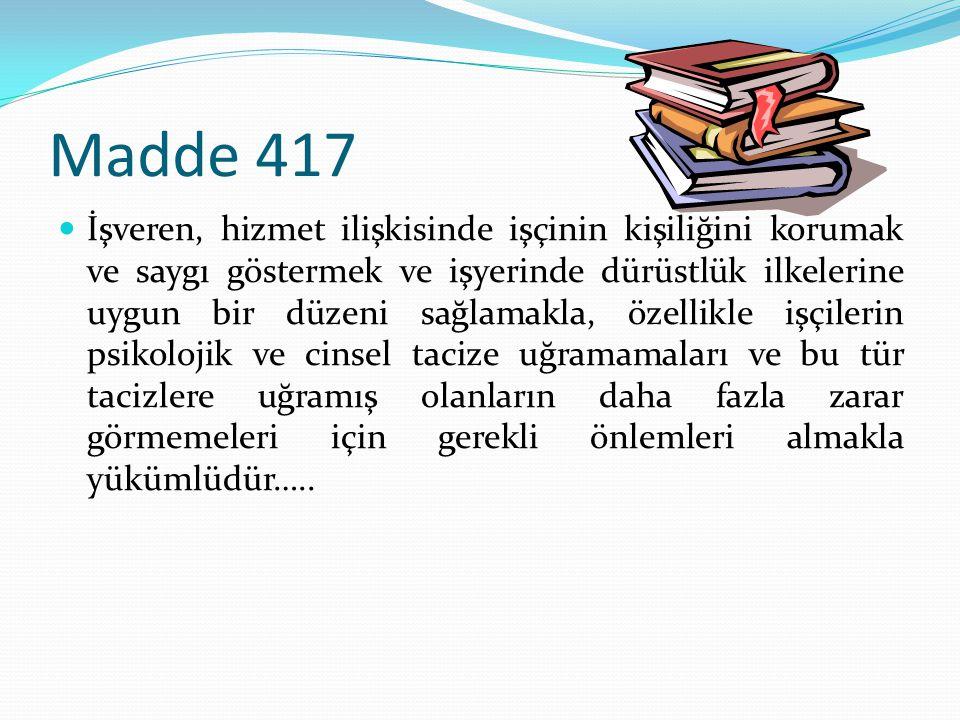 Madde 417