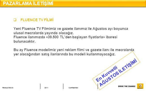 PAZARLAMA İLETİŞİMİ AĞUSTOS İLETİŞİMİ En Kuvvetli FLUENCE TV FİLMİ