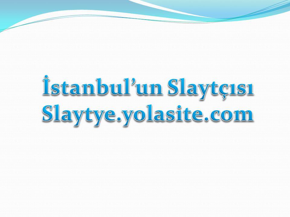 İstanbul'un Slaytçısı