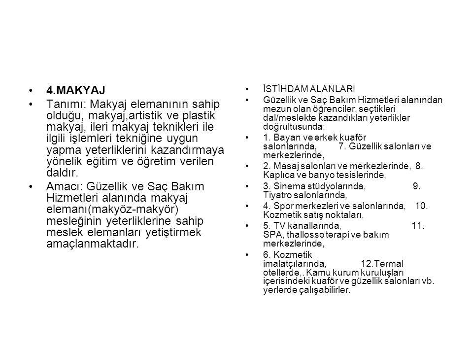 4.MAKYAJ