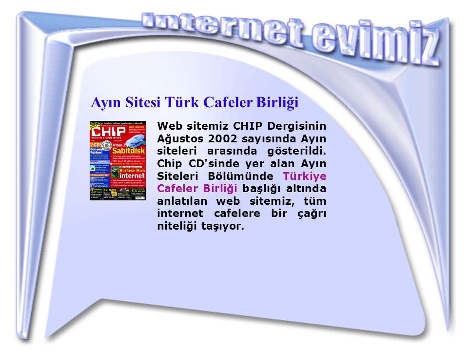 Ayın Sitesi Türk Cafeler Birliği