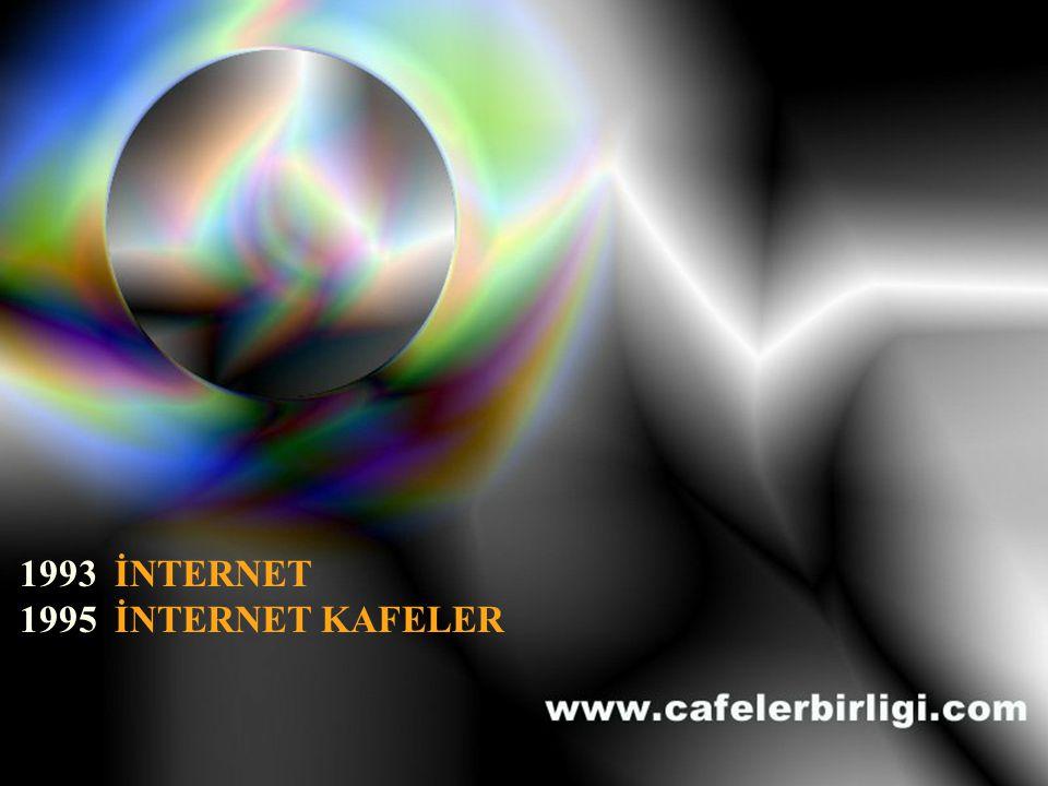 1993 İNTERNET 1995 İNTERNET KAFELER