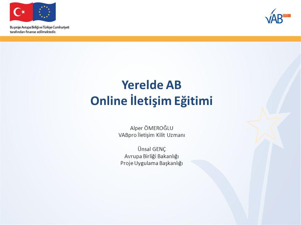 Online İletişim Eğitimi