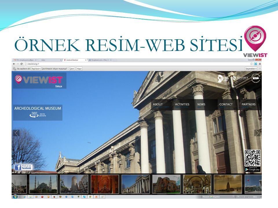 ÖRNEK RESİM-WEB SİTESİ