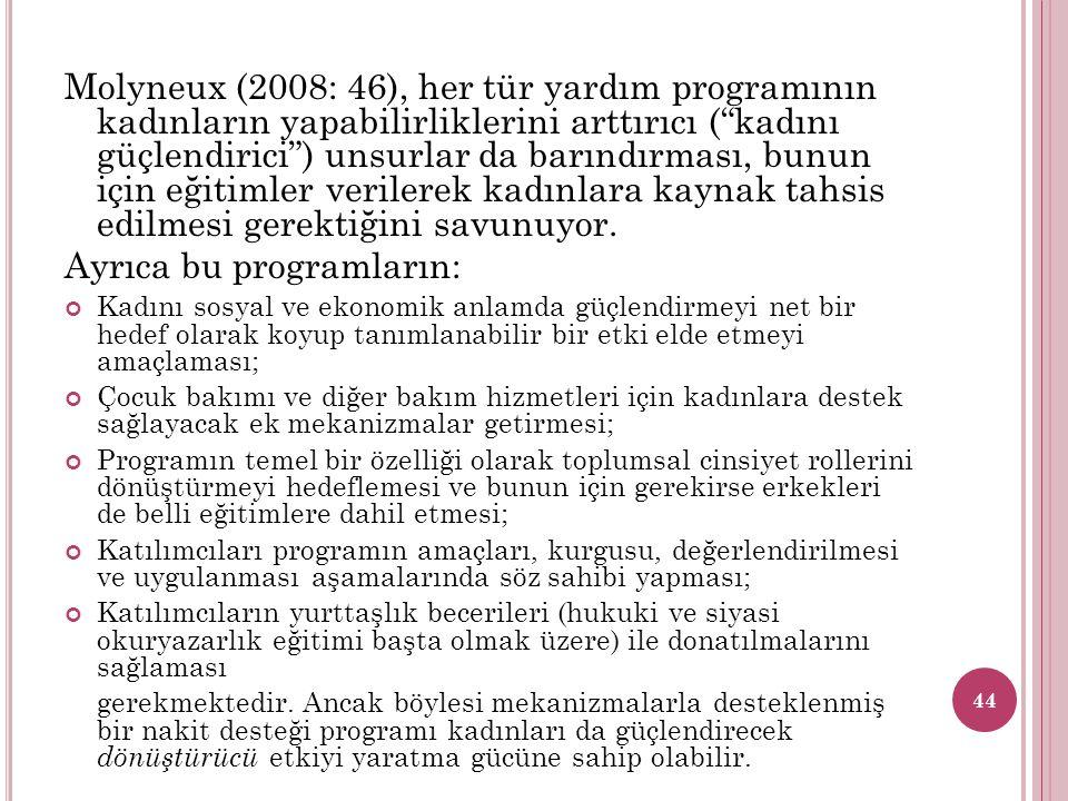 Ayrıca bu programların: